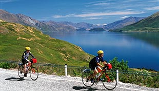 New Zealand Biking Trip